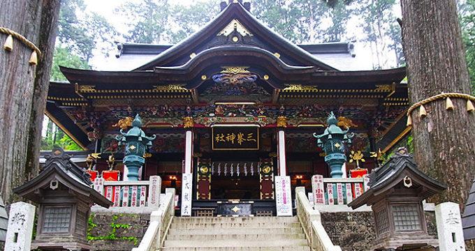 ももクロ『三峯神社』で運気最高!関東最大級のパワースポット