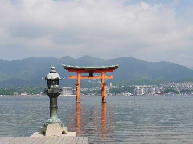 kaiun-厳島神社の火焼前