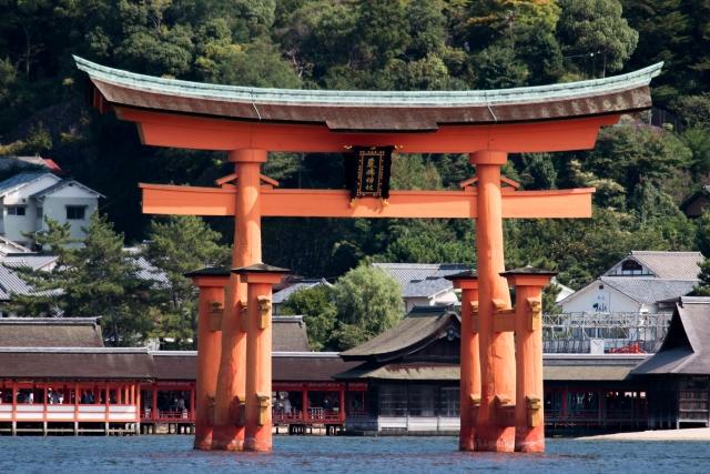 kaiun-厳島神社大鳥居4