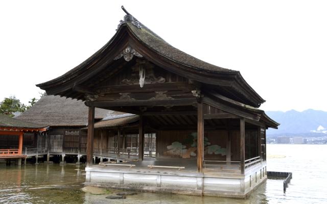 kaiun-厳島神社水上舞台