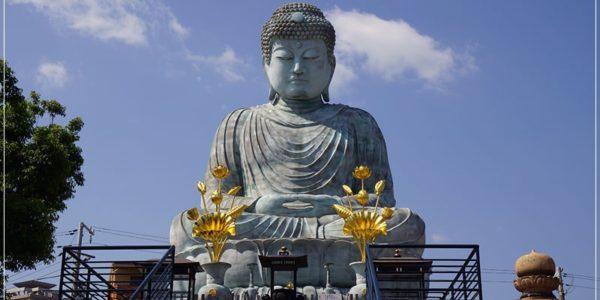パワースポット:兵庫県神戸市 能福寺の「兵庫大仏」