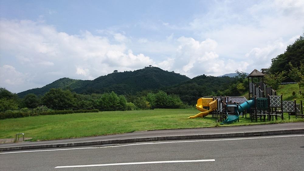 竹田城跡・ここからスタート