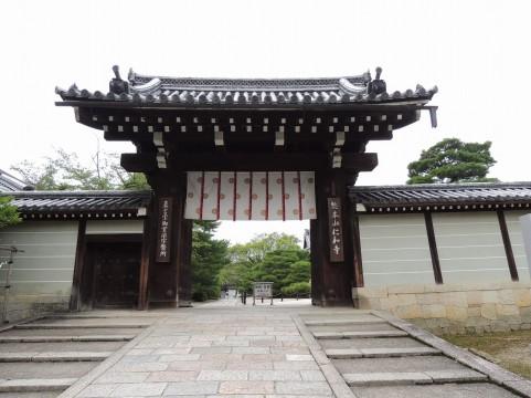 参拝作法・お寺の山門