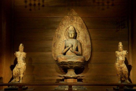 参拝作法・仏像