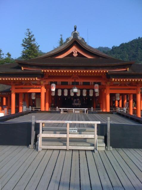 kaiun-厳島神社高舞台前
