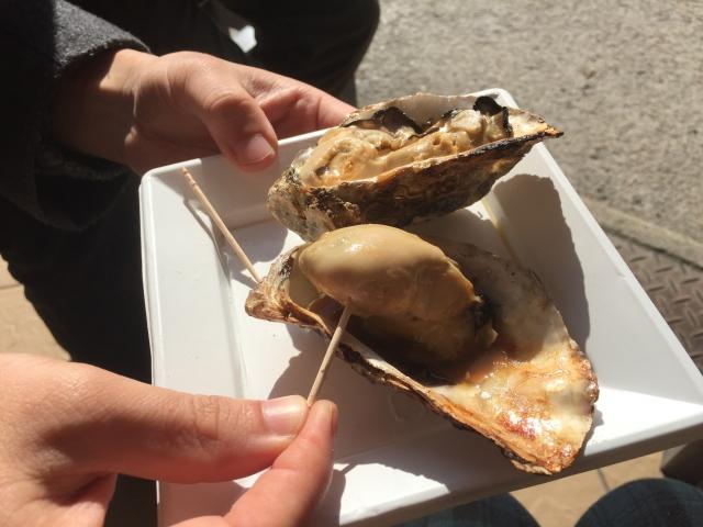 kaiun-宮島焼き牡蠣