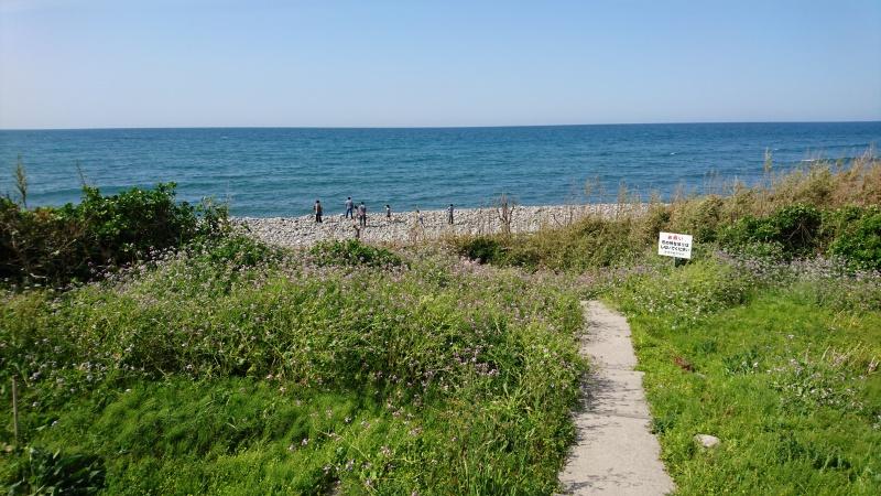開運パワースポット・鳴り石の浜10
