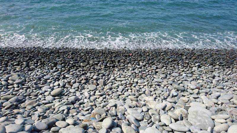 開運パワースポット・鳴り石の浜21