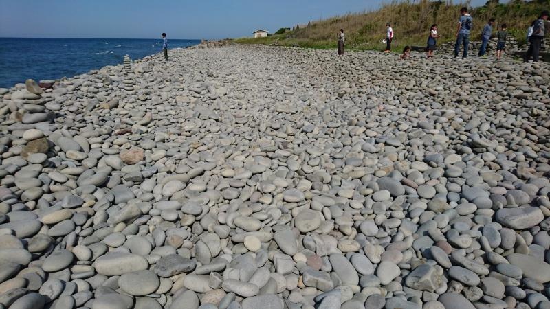 開運パワースポット・鳴り石の浜29