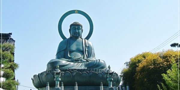 パワースポット:富山県高岡市 大佛寺の「高岡大仏」