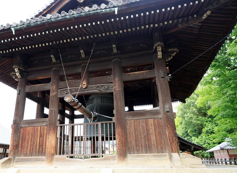 開運スポット・方広寺の大梵鐘