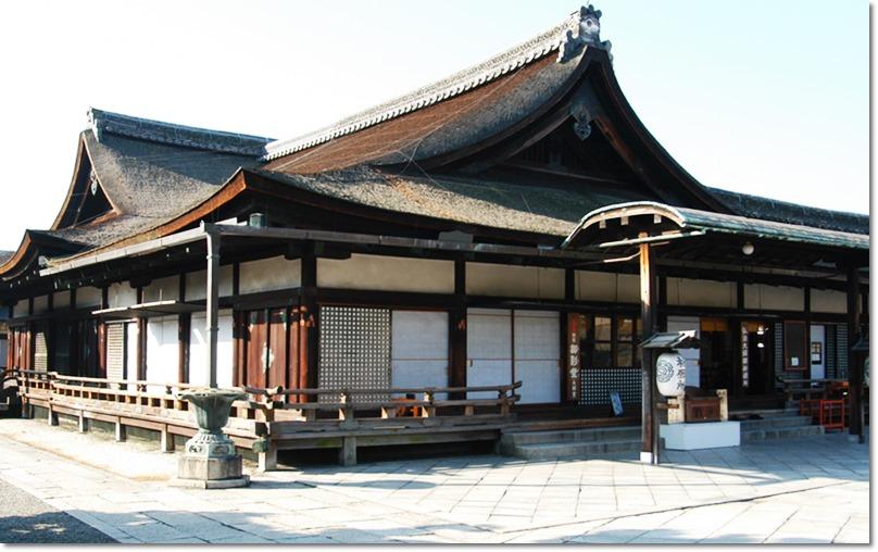 東寺・御影堂(大師堂)