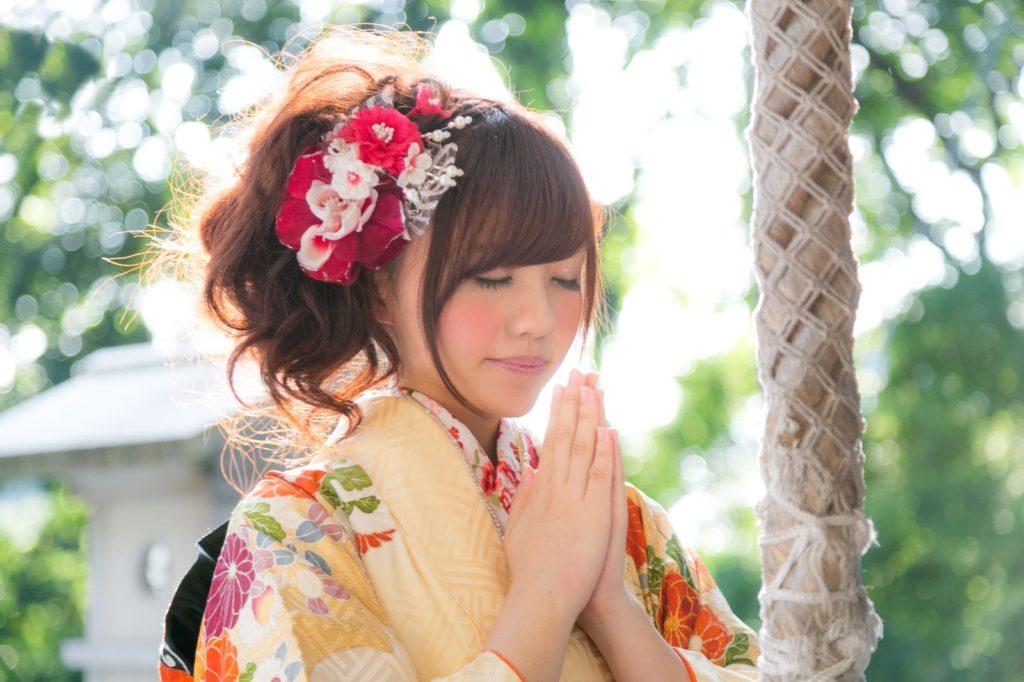 参拝作法・神社初詣