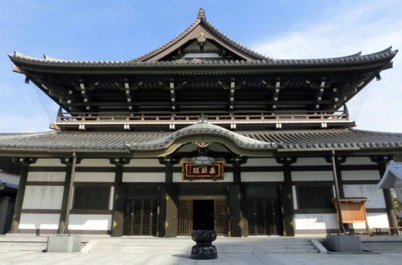高野山・東京別院遍照殿